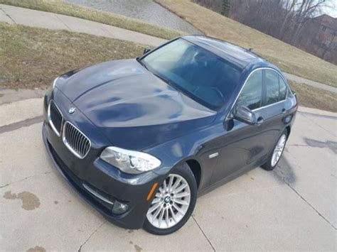 Used 2013 Bmw 5 Series For Sale By Owner In Riverside, Al