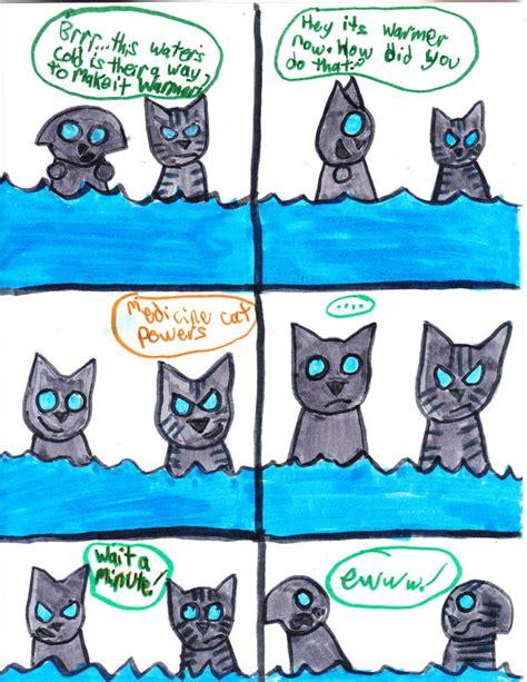 Funny Warriors Comic 5 By Talyasaurus On Deviantart