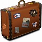 Suitcase Icon Transparent Background Freeiconspng