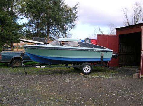 Cuddy Cabin Boats On Ebay by Desirable Glasspar Cuddy Cabin Unique Design Ebay