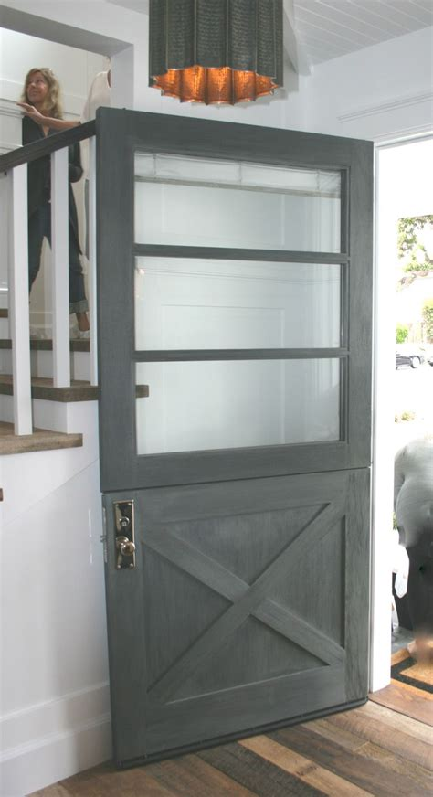 dutch door ideas  pinterest farmhouse pet