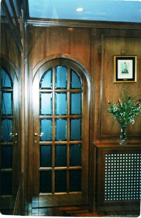 porta  legno massello stile inglese