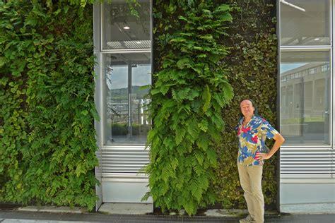 Blanc Vertical Garden by Mur Vegetal Blanc