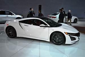 2017 Acura NSX white 7