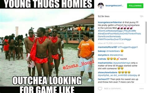 Young Thug Memes - game fires back at young thug