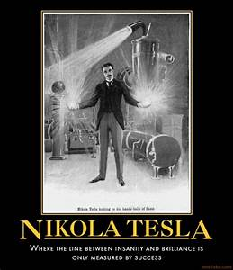 Insane Nikola Tesla Quotes  Quotesgram