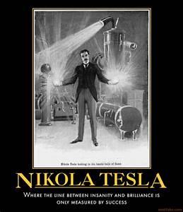 Insane Nikola Tesla Quotes  Quotesgram