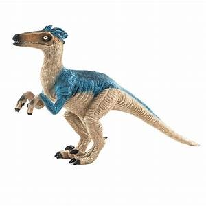Mojo Large Velociraptor Dinosaur Model  Velociraptor