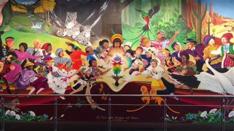 denver international airport murals location the denver airport is an place and we need to talk