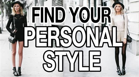 How To Find Your Personal Style! Youtube