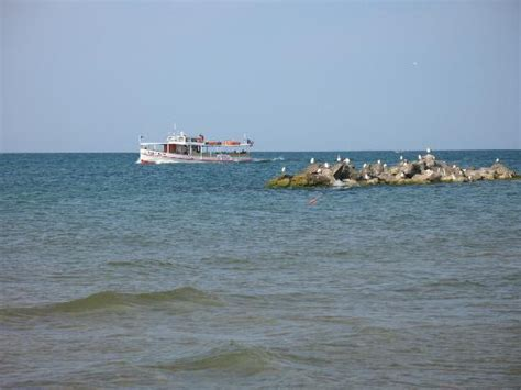Boat Tour Erie Pa by Quot Kate Quot Boat Tour Picture Of Presque Isle State Park