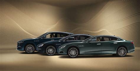 Maserati presenta la serie speciale Royale per Ghibli ...