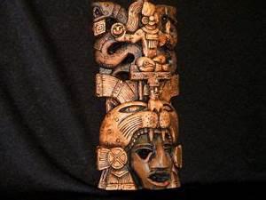 Aztec Warrior Mexican Chicano Tattoo Art Flash Pattern 12 ...