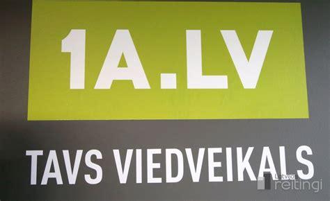 Interneta veikals 1A.LV nostiprina Latvijas e-komercijas ...