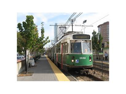 Line Mbta Boston Lrv Sharyo Kinki Type