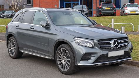 For those who want everything and would do anything to get it. Mercedes-Benz GLC-Class - Wikipedia