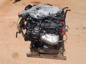 2004 Cadillac Srx Engine Assy Motor 3 6l Vin 7 8th Digit Opt Ly7 440018
