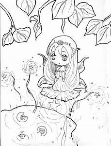 Anime Chibi Boy Coloring Pages | Xmas | Chibi coloring ...