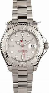 Rolex Serial Numbers Rolex Platinum Yacht Master 16622 Save At Bob 39 S Watches