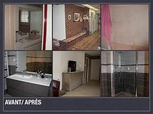 relooking appartement avant apres bricolage maison With relooking interieur avant apres