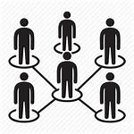 Icon Community Center Relationship Network Social Icons