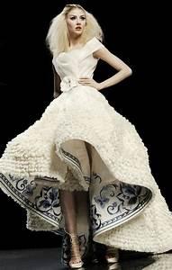 the avant garde wedding dress the avant garde bride With avant garde wedding dress