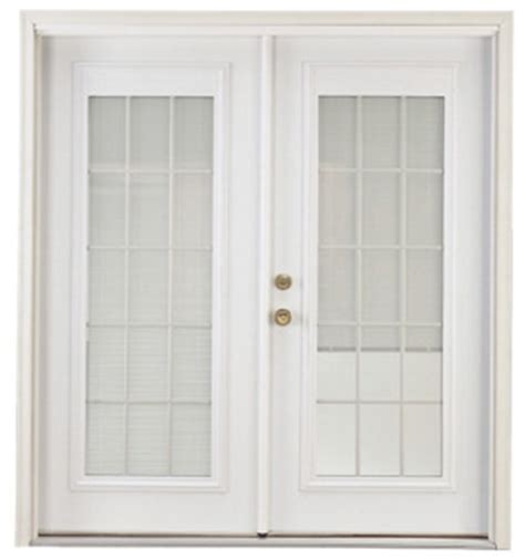 Reliabilt Patio Doors With Built In Blinds by Lowes All About Reliabilt 174 Patio Doors