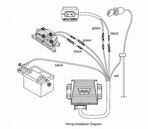 Ebay Wireless Winch Remote Wiring Diagram