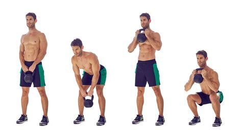 squat kettlebell goblet leg rdl exercises deadlift romanian workout muscle during fitness workouts