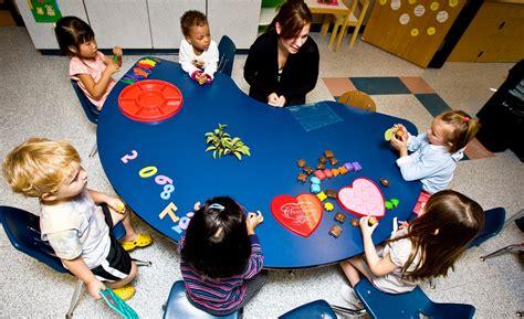 early childhood education academic programs