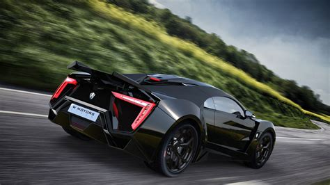 Sports Car by Wallpaper Lykan Hypersport Supercar W Motors Sports Car