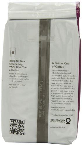 My quick review of starbucks caffe verona ground coffee. Coffee Consumers   Starbucks Decaf Caffe Verona Ground Coffee, 12 Ounce (Pack of 3)