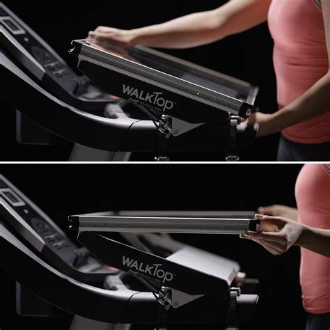 fitneff walktop treadmill desk fitneff inc touch