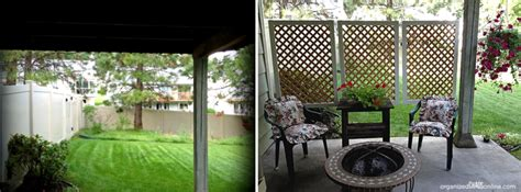 Backyard Screening Options by 10 Best Outdoor Privacy Screen Ideas For Your Backyard