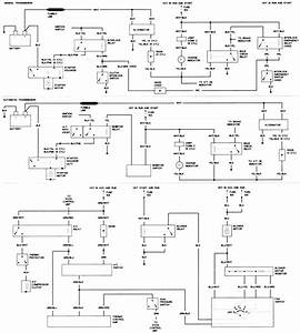 1996 Nissan Pathfinder Wiring Diagram