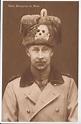 German Crown Prince Wilhelm in WW1 field uniform of ...