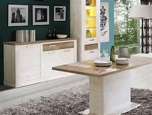 Sideboard Eiche Modern : dagur sideboard pinie wei eiche antik ~ Frokenaadalensverden.com Haus und Dekorationen