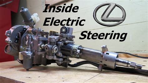 electric power steering 2008 lexus sc navigation system inside lexus electric steering youtube