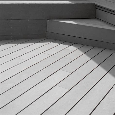 lame de terrasse composite gris 2800x140x22