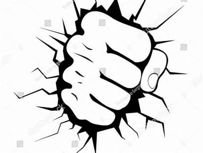 Hulk Fist Drawing Clipart Clipartmag