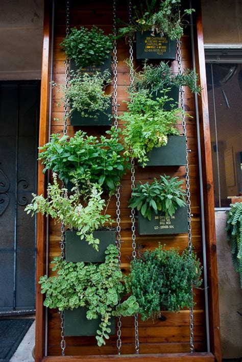 Indoor Vertical Herb Garden by 55 Best Herb Planters Images On Gardening