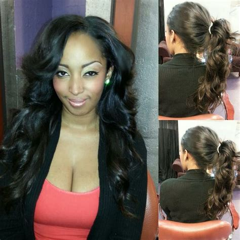 Looking Sew In Weave Hairstyles by Looking Sew In Sew In Wigs Sew