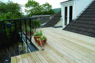 Roofed Balcony by Flat Roofing Systems Roofing Services Churchill