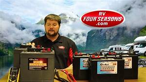Rv 6 Volt And 12 Volt Batteries What You Need To Know