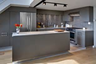 modern kitchen interior design kitchen of contemporary building 39 s loft for living space home building furniture and