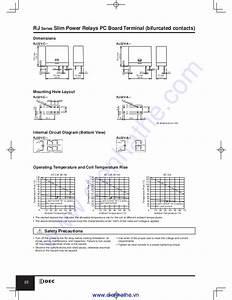Wiring Diagram  35 Idec Relay Wiring Diagram