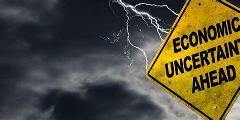 economic uncertainty affects economic decisions