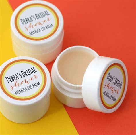 bridal shower lip balm this lip balm will make an amazing bridal shower favor