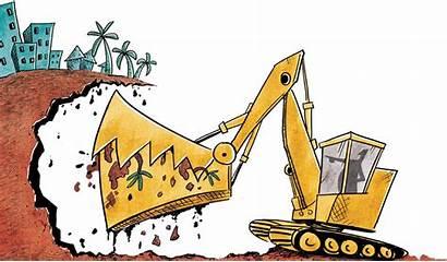 Illustration Drilling Mud Future