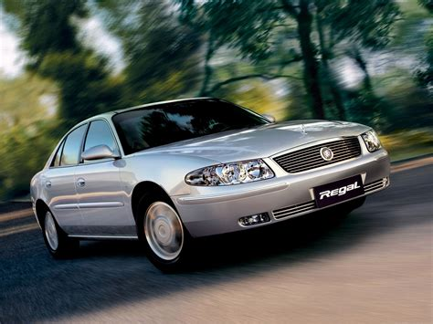 2005 Buick Regal by Car In Pictures Car Photo Gallery 187 Buick Regal China